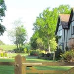 Dale Farm House Bed and Breakfast New Forest Header