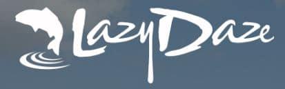 Lazy Daze Boat Fishing Trips Logo