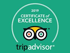Tripadvisor Certificate of Excellence 184